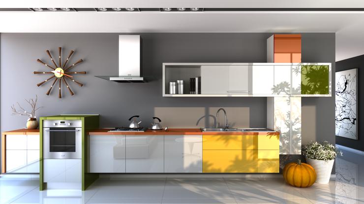Open Space Kitchen By Carmen Lala Pcon Catalog