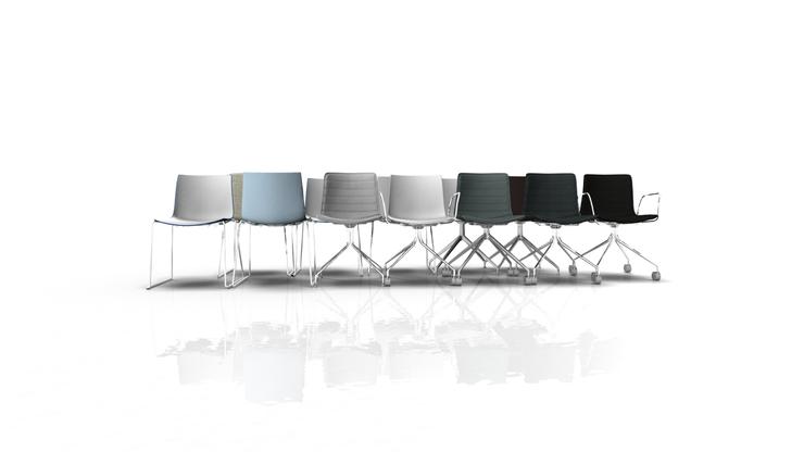 catifa 46 by arper. Black Bedroom Furniture Sets. Home Design Ideas